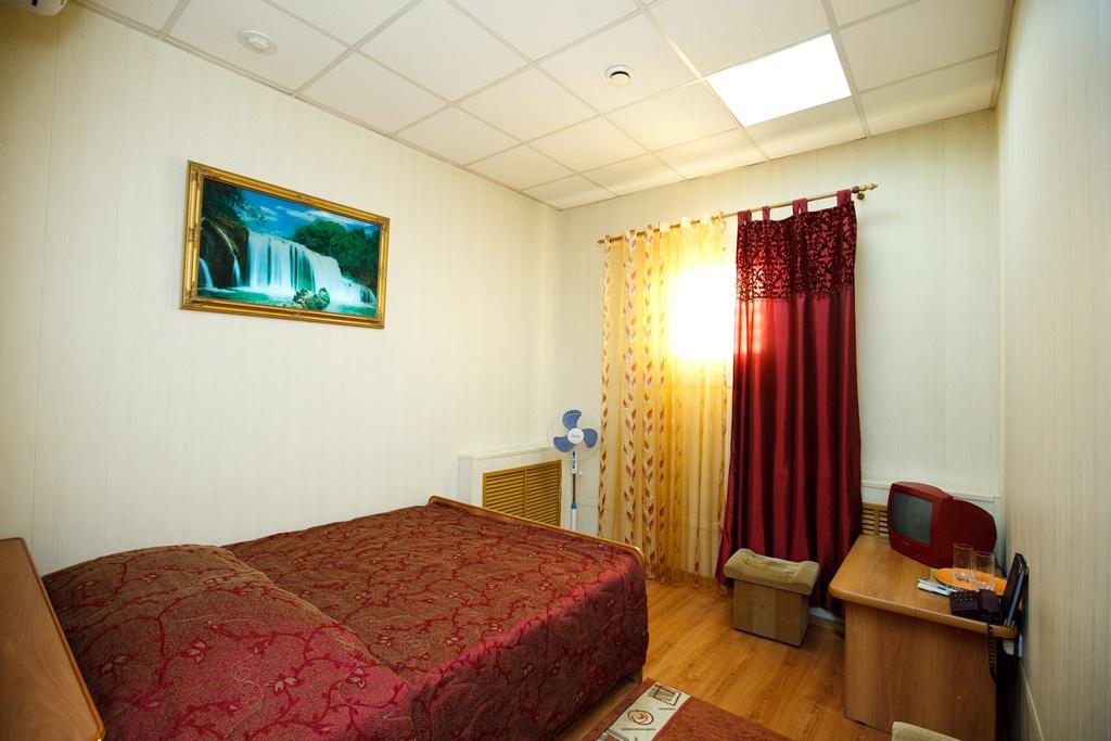Гостиницы в тюмени цены
