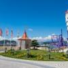 БОГАТЫРЬ Гостиничный комплекс | г. Сочи | Диснейленд | детская игровая площадка