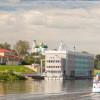 40-й Меридиан Арбат (г. Коломна, отель на воде, Яхт-клуб)