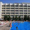 Южный пансионат   пгт. Николаевка   1 линия   бассейн   собственный пляж   детская площадка
