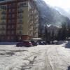 Апартаменты Студио   Домбай   канал Алибек   Парковка  