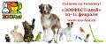 Pogostite.ru - ZooFest 2018  – выставка кошек, собак и декоративных животных для всей семьи состоится 10-11 февраля 2018 года