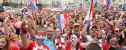 Pogostite.ru - Теплый прием сборной Хорватии на родине