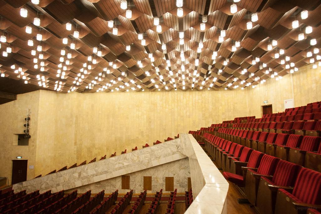 10 самых примечательных концертных залов мира. Обсуждение на 40