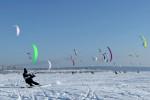 Кайт-марафон «Транс Онего» 2 марта 2017 года в Петрозаводске