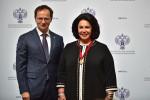 Надежде Бабкиной вручили орден «За заслуги перед Отечеством»
