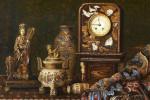 Антикварная ярмарка в ЦДХ 2019: погружение в неизведанный мир старинных вещей