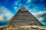 Новая пирамида открыта для туристов в Египте