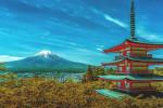 Количество российских туристов, посетивших Японию в 2019 году, достигло почти 56 тысяч человек