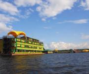 Развлекательный комплекс Малибу (Пироговское водохранилище)