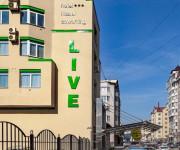 Live - Лайв отель | Екатеринбург | С завтраком | Парковка