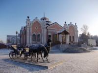 Pogostite.ru - Россия: Музей Тобольска организует побеги из Тобольского централа