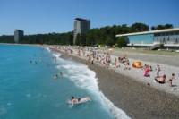 Pogostite.ru - Абхазия: пляжи будут платными, но чистыми