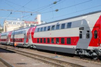 Pogostite.ru - Двухэтажный поезд выходит на маршрут Петербург-Адлер