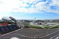 Pogostite.ru - Олимпийский парк принимает Формулу 1