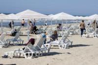 Pogostite.ru - Единственный российский пляж, отмеченный «Голубым флагом», начал работу