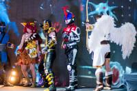 Pogostite.ru - Comic Con Russia 2016 - международный фестиваль поп-культуры