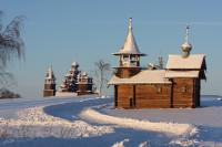 Pogostite.ru - Путешествие в Заонежье зимой с посещением острова Кижи