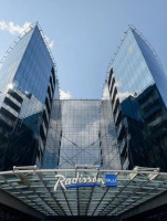 Pogostite.ru - Отель Radisson Blu в аэропорту «Шереметьево» получил China Friendly.
