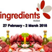 Pogostite.ru - Ingredients Russia 2018 – знаменательная выставка в области пищевой промышленности: широкий выбор пищевых ингредиентов