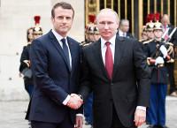 Pogostite.ru - В Петербургском международном экономическом форуме-2018 примет участие французский президент Эммануэль Макрон