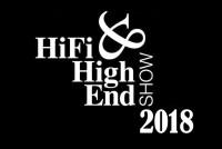 Pogostite.ru - Hi-Fi & High End Show 2018 – выставка современной качественной и высококлассной аудио- и видеоаппаратуры