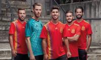 Pogostite.ru - Испанцы, Мексиканцы и Бельгийцы представили футбольную форму на Чемпионат Мира 2018