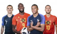 Pogostite.ru - Франция – Бельгия в полуфинале. Чего ждать?