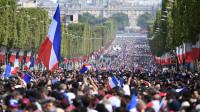 Pogostite.ru - Парад французов в честь победы