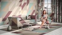 Pogostite.ru - Heimtextil Russia 2018 – роскошные ткани для дома и интерьера