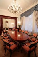 Pogostite.ru - Переговорная комната «Альпийская Роза»