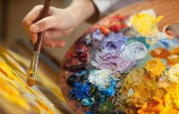 Pogostite.ru - Окунитесь в выставку «Атмосфера творчества. Весна 2019» 4-7 апреля в ТВК «Тишинка»