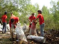 Pogostite.ru - УБОРКА ТЕРРИТОРИЙ МОСКОВСКИМИ ОТЕЛЯМИ И REZIDOR В РАМКАХ «WORLD CLEAN UP»