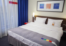 Piter Inn - Питер Инн Петрозаводск (б. Парк Инн Рэдиссон Петрозаводск) Стандарт двухместный (1 двуспальная или 2 односпальные кровати)