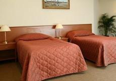 МОСКВА ГОСТИНИЦА (г. Углич) Стандартный номер с двумя раздельными кроватями