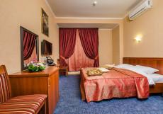 Погости на Алтуфьевском шоссе (номера с джакузи) Улучшенный двухместный номер с 1 кроватью