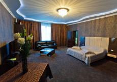 ОБЛАКА (г. Минеральные Воды) Улучшенный двухместный номер с 1 кроватью или 2 раздельными кроватями