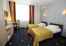 Парк-отель и пансионат «Песочная Бухта»(г. Севастополь, центр, 1-линия) Standart двухместный (Посейдон)