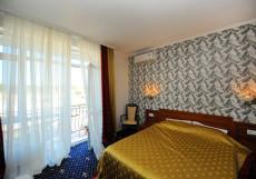 Парк-отель и пансионат «Песочная Бухта»(г. Севастополь, центр, 1-линия) Delux двухместный (Посейдон)