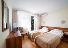 Парк-отель и пансионат «Песочная Бухта»(г. Севастополь, центр, 1-линия) Superior двухместный (Антей)