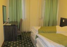 GOLDEN PALACE HOTEL (г. Алматы, Казахстан) Двухместный стандартный с 2 отдельными кроватями
