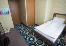 MILDOM HOTEL (г. Алматы, Казахстан) Бюджетный двухместный номер с 1 кроватью