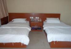 ЗОЛОТОЙ ДРАКОН (г. Алматы, Казахстан) Двухместный эконом с 2 отдельными кроватями