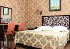 ROSA DEL VIENTO (г. Туапсе) Стандартный двухместный номер с 1 кроватью или 2 отдельными кроватями и видом на море