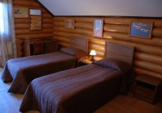 ЛАМБЕРГ (г. Сортавала, п. Ламберг) Стандартный двухместный номер с 1 кроватью или 2 отдельными кроватями