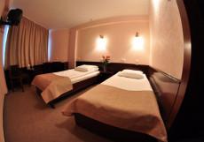 ТУРИСТ (г.Киев) Двухместный номер эконом-класса с 2 отдельными или 1большой кроватью