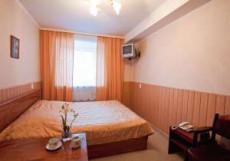 КОЛОСОК (г. Екатеринбург, центр) Одноместный улучшенный с двухместной кроватью