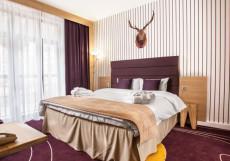 Меркюр Роза Хутор - Mercure Rosa Khutor Стандартный люкс с 1 двуспальной кроватью и 1 диваном