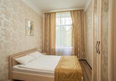 Первомайская (рядом центр Пирогова) Улучшенный двухместный номер