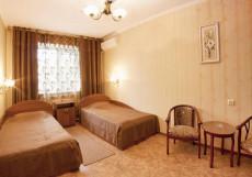ШАНХАЙ (г.Благовещенск) Стандартный двухместный номер с 2 раздельными кроватями